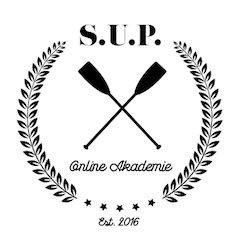 SUP Online Academy logo